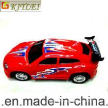 Corrida promocional carro modelo de plástico para crianças Crianças e bebês