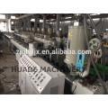 SJ6/33 Plastic single screw extruder machine