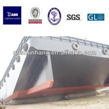 barcaza utilizada anti explosión tipo lanzamiento airbag