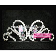 Kleine Schmetterling Diamant Haar Ornamente modische Stirnbänder