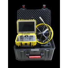 Video endoscópio pipeline no motor de aviação