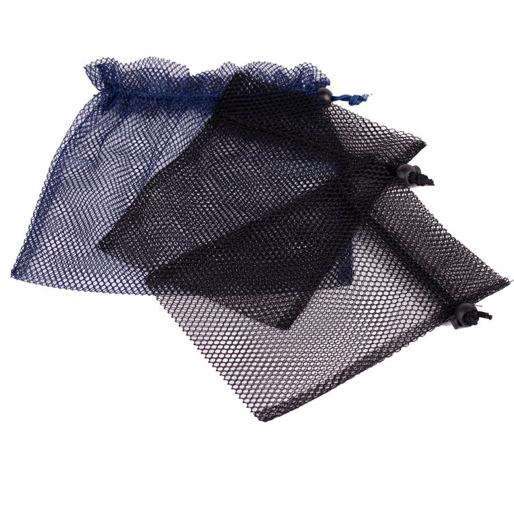 Factory Laundry Mesh Bag With Plastic Cord Supplier