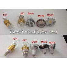 Lámpara LED GU10