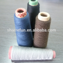 Quality100% Worsted Cashmere Knitting Yarn with Factory Price
