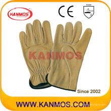 Промышленная безопасность Перчатки из натуральной кожи из натуральной кожи (12203)