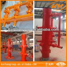 API Spec 5 1/2'' Casing/Drill pipe Cement Head