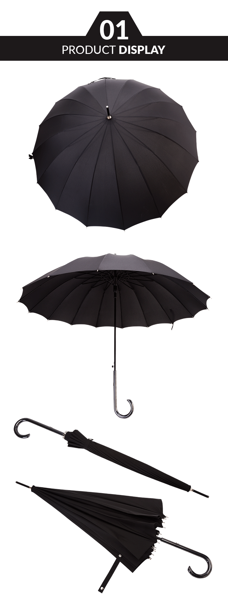 promotional giveaway umbrella