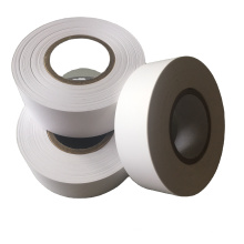High quality recyclable custom cotton ribbon white ribbon for garment label