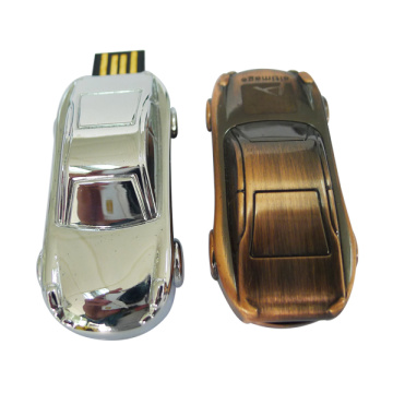 Novedad USB Stick Metal Car Flash Drive