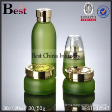30g 50g cosmetic glass jar and bottle small order