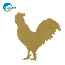 De Bonne Qualité Levure de fourrage de Brewer pour la volaille, bétail, alimentation d'aquaculture