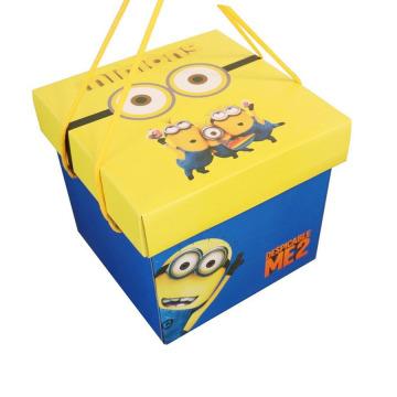Customized rigid box empty paper gift box