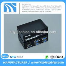 4-портовый VGA-монитор с видеомонитором CRT