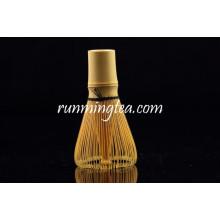 High Quality 100 Prong Chasen Whisk Golden Bamboo