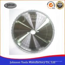 Lames de scie circulaire TTC de 200 à 300 mm avec support en carbure pour MDF