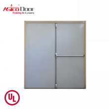 ASICO UL Listed Fire Rated Steel Acoustic Door For Interior