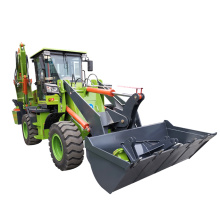 Mini Tractor Backhoe Loader 4x4 OCL28-40