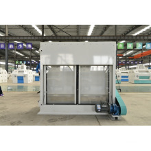 Wheat Cleaning for Air Suction Removes Light Impurities Aspirator Channel Machine