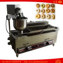 Top Qualtity Incluindo 3 Moldes Máquina De Gás Mini Donut Maker