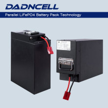 Excellent 24V 100Ah RV Energy Storage Deep Cycle Battery Pack for Camping car (support connect 10 packs in parallel)