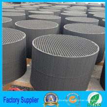 Acid Air Purification Honeycomb activated carbon price in china