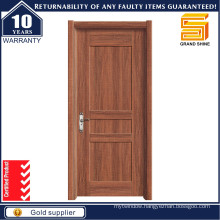 Wholesale Solid Wood Front Wooden Timber Door From China