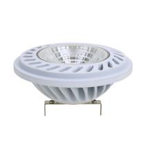 Projecteur LED AR111 s/n 13W 1050lm G53 AC100 ~ 265V blanche logement
