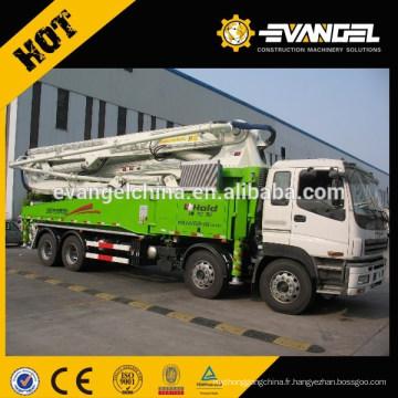 LiuGong New Hold 37M camion pompe à béton monté (HDL5270THB)