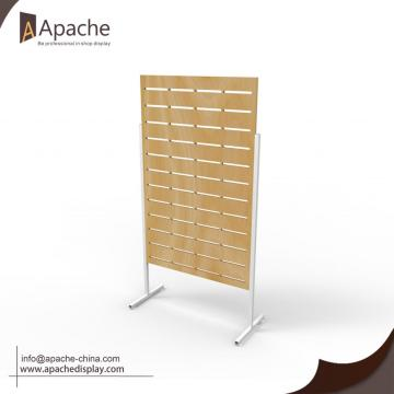 Wooden Board Adjustable Display Stand