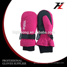 Комфортная воздухопроницаемая и водостойкая зимняя перчатка для лыж