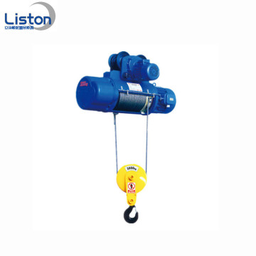 Bra pris 10 ton Wire Rope Electric Hoist