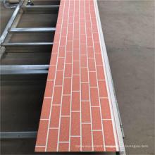 Environmental Heat Insulation Exterior PU Sandwich Panel