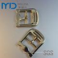Oro Shinning cinc aleación Pin Hebillas para zapatos prendas de vestir y bolsas