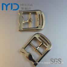 Golden 18mm tamaño normal hebilla de cinturón para hombre