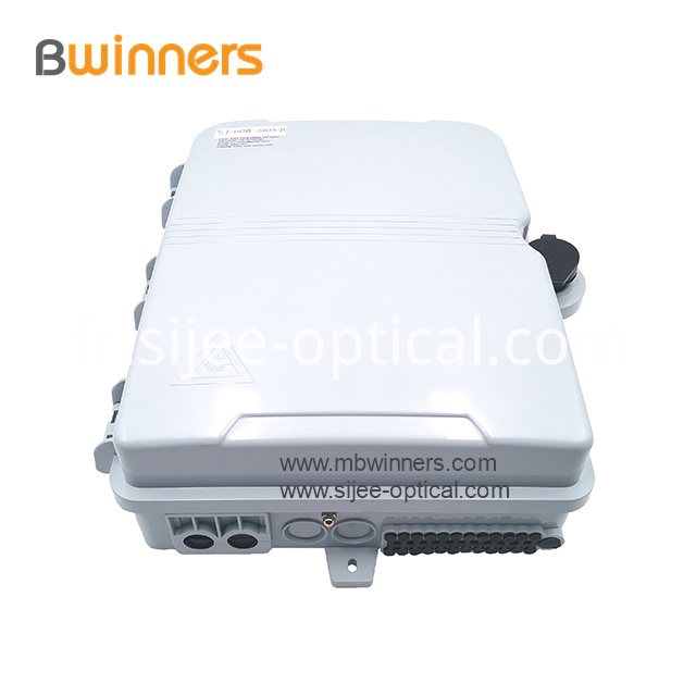 Fiber Optic Splitter Box