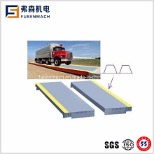Truck Scale 3mx9m, 40t Weighing Scale for Bangladesh Market
