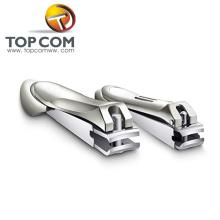 2017 mais popular de aço inoxidável personalizado unha e unha cortador de unha cutternail