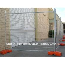 Pulverlackierter temporärer beweglicher Zaun oder Zaun (Hersteller)