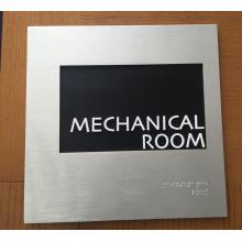 Signe d'Ada de Made-in-China Braille grade 2