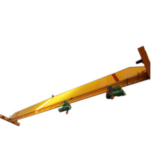 Prix ​​du pont roulant Warehouse 2ton Single Girder