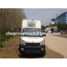 Changan Mini Caminhão Refrigerado Para Venda