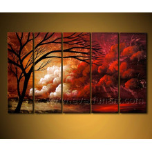 Landschaft Ölgemälde für Wand dekorative