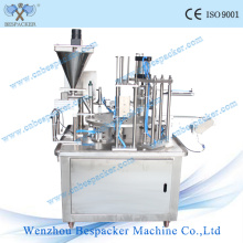 Rotary Type Coffee Manual Capsule Filling Machine with Ce