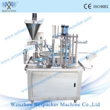 Máquina de enchimento manual da cápsula do café do tipo giratório com Ce