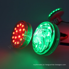 Barato novo vindo endereçável pixel rgb luzes de Natal 60mm led pixel light
