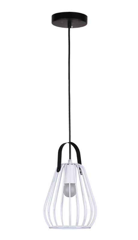 Energy Saving White Modern Chandelier
