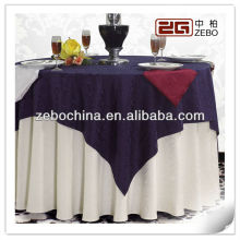 champange embroidery Garden Table Cloth