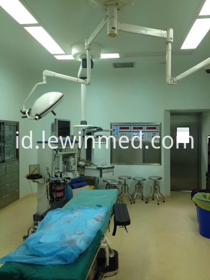 Surgical light hospital lamp