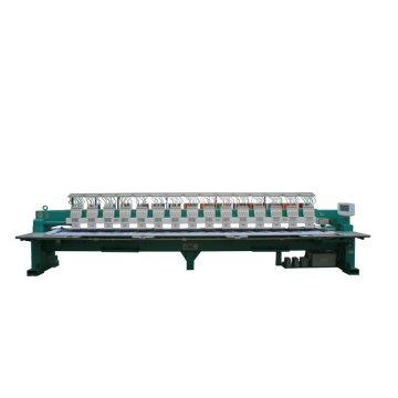 Горячая продажа Высокоскоростная плоская вышивальная машина