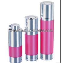 15ML 30ML 50ML Botella rotatoria sin aire rotatoria cosmética Torcedura encima de botella Botella cosmética sin aire de la bomba